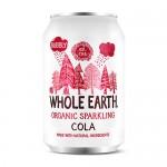 Αναψυκτικό Κόλα - Xωρίς Προσθήκη Ζάχαρης (330ml) Whole Earth