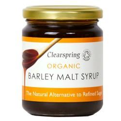 Σιρόπι Βύνης Κριθαριού (330γρ) Clearspring