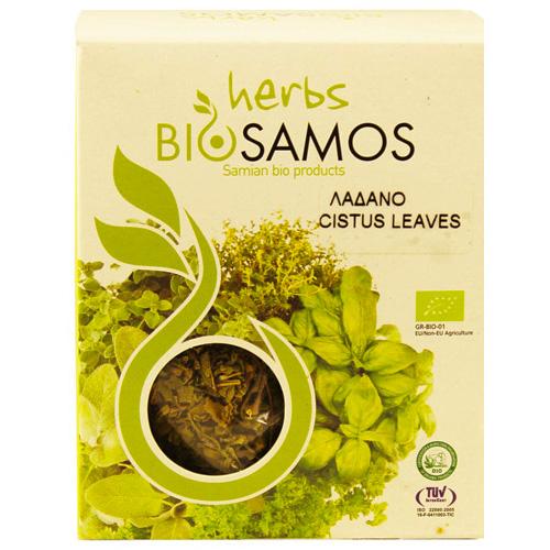 Κίστος Βότανο (30γρ) BioSamos