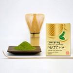 Matcha Πράσινο Τσάι (Μάτσα) Ceremonial Grade (30γρ) Clearspring