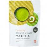 Matcha Πράσινο Τσάι (Μάτσα) - Premium Grade - για Μαγείρεμα & Πόση (40γρ) Clearspring