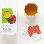 Πράσινο Τσάι με Κουρκουμά & Matcha (20φκλ) Clearspring