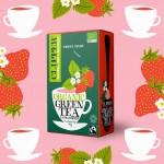 Πράσινο Τσάι με Φράουλα (20 φκλ) Clipper