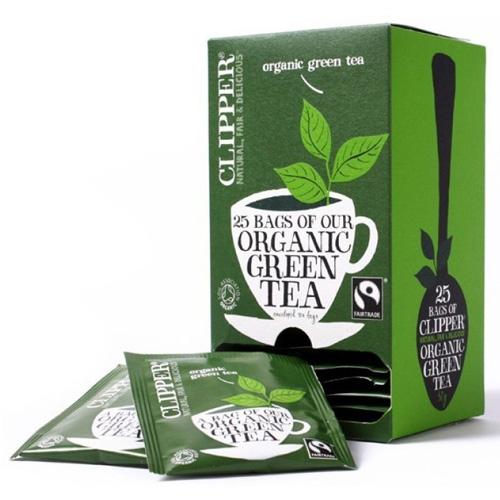 Πράσινο Τσάι σε Ατομικά Φακελάκια (25 φκλ) Clipper
