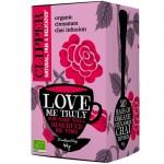Μείγμα με Κανέλα & Γαρίφαλο 'Love Me Truly' - Χωρίς Καφεΐνη (20 φκλ) Clipper