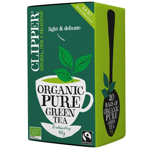 Πράσινο Τσάι (20 φκλ) Clipper