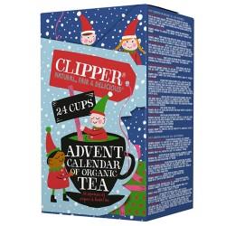 Χριστουγεννιάτικη Συλλογή 12 Τσαγιών (24 φκλ) Clipper