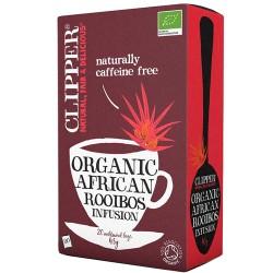 Κόκκινο Τσάι Rooibos (20 φκλ) Clipper