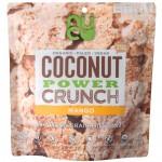 Σνακ Καρύδας με Μάνγκο 'Power Crunch Mango' - Χωρίς Γλουτένη/Ζάχαρη (30γρ) Nuco