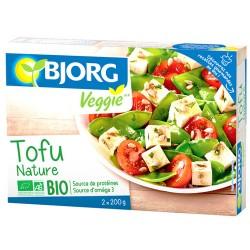 Τόφου Φυσική Γεύση (400γρ) Bjorg
