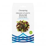 'Dulse' Αποξηραμένα Χόρτα Θάλασσης - Φύκια (25γρ) Clearspring