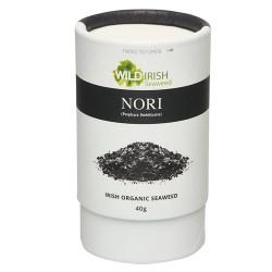 Φύκια Nori Σε Νιφάδες (40γρ) Wild Irish Seaweed