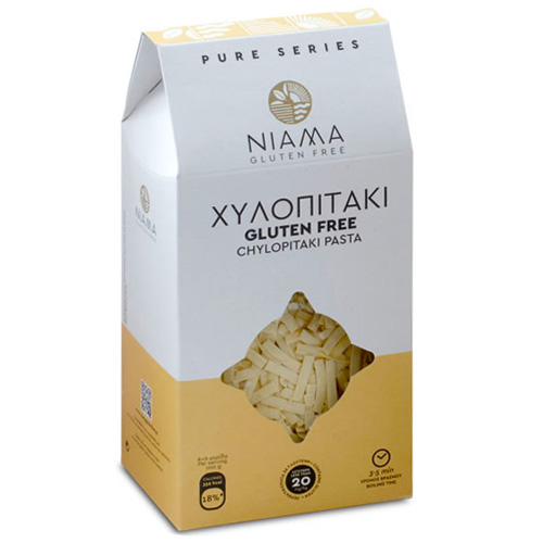 Χυλοπιτάκι - Χωρίς Γλουτένη (400γρ) Niama