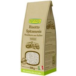 Ρύζι για Ριζότο Λευκό (500γρ) Rapunzel