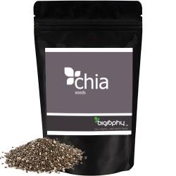 Μαύροι Σπόροι Chia (450γρ) Biosophy