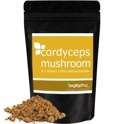 Εκχύλισμα Μανιταριού Cordyceps 8:1 σε Σκόνη με 30% Πολυσακχαρίτες (50γρ) Biosophy