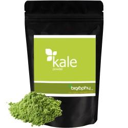 Ωμά Φύλλα Kale σε σκόνη (150γρ) Biosophy