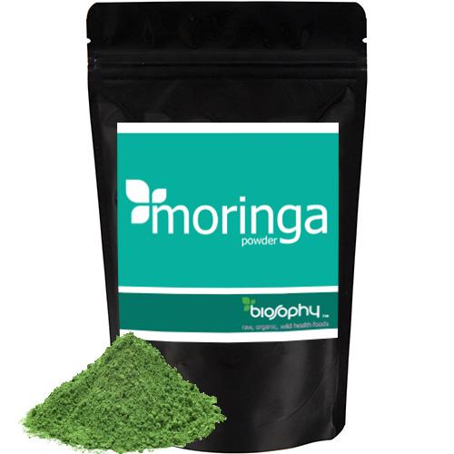 Φύλλο Moringa Oleifera σε Σκόνη (250γρ) Biosophy