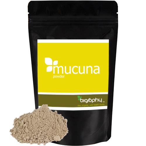 Μουκούνα σε Σκόνη 'Mucuna' (100γρ) Biosophy