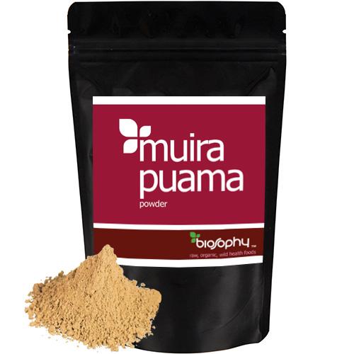 Muira Puama σε Σκόνη (100γρ) Biosophy
