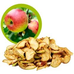 Αποξηραμένο & Ακατέργαστο Μήλο σε Φέτες (50γρ) Lifefood
