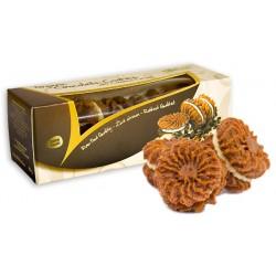 Raw Vegan Μπισκότα Σοκολάτας με Κρέμα Κάσιους (80γρ) Lifefood
