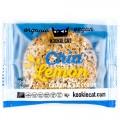 Vegan Μπισκότο Βρώμης-Κάσιους με Chia & Λεμόνι (50γρ) Kookie Cat