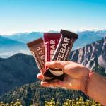 Ωμές Vegan Μπάρες Ενέργειας 'Σοκολάτα - Καρύδα - Brazil' - Χωρίς Ζάχαρη (3x47γρ) Lifefood
