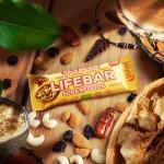 Ωμή Μπάρα Ενέργειας με Maca κ' Baobab - Lifebar Superfoods (47γρ) Lifefood