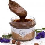 Vegan Ωμό Eπάλειμμα Σοκολάτας με Φυτρωμένα Φουντούκια 'Rawnella' (200γρ) My Raw Joy