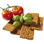 Raw Vegan Κράκερς Φαγόπυρου με Λαχανικά & Ιταλικά Μυρωδικά (90γρ) Lifefood
