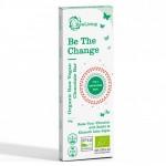 Raw Vegan Σοκολάτα 'Be The Change' με Μανιτάρι Reishi & Άλγη Klamath Lake (50γρ) Raw Living
