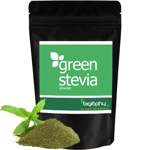 Πράσινη Στέβια σε Σκόνη (150γρ) Biosophy