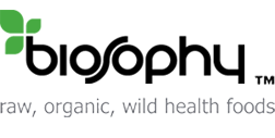 Biosophy - raw, organic, wild health foods